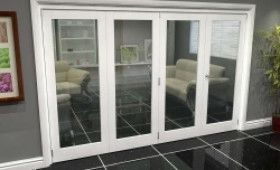 White P10 Roomfold Grande (3 + 1 X 762mm Doors) Image