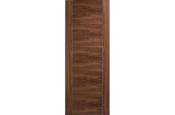 Vancouver Walnut Prefinished Door