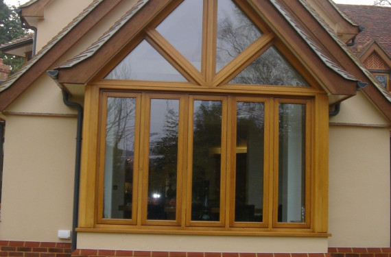Feature Timber Windows