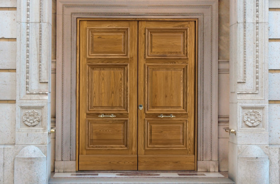 High Security Entrance Doors