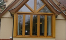 Feature Timber Windows Image