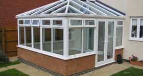 Bifold Doors To The Conservatory Image
