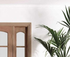 French Door Styling: Frames, Transoms & Sidelights Image