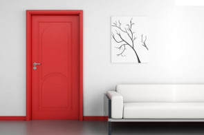 Painting Internal Doors Image