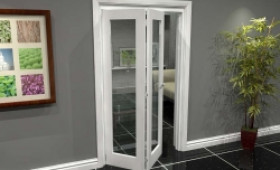 White P10 Roomfold Grande (2 + 0 X 533mm Doors) Image