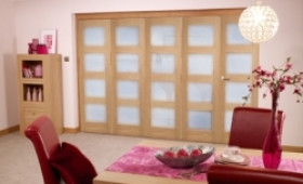 Oak Prefinished 4l Interior Bifold Door (5 X 2