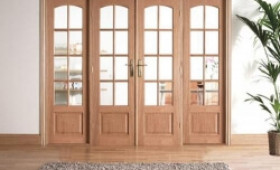 Traditional Oak Room Divider Range Image